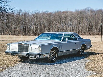 1977 Lincoln Continental for sale 100985276
