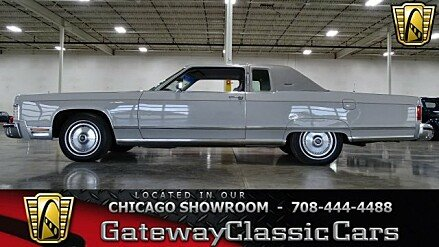 1977 Lincoln Continental for sale 100987344