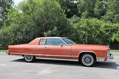 1977 Lincoln Continental for sale 101007787
