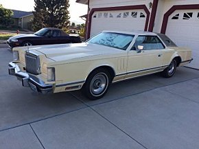 1977 Lincoln Continental for sale 101038191