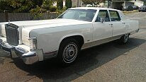 1977 Lincoln Continental for sale 101048137