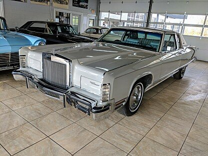 1977 Lincoln Continental for sale 101052020