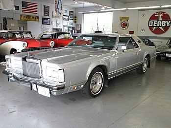 1977 Lincoln Mark V for sale 100726781