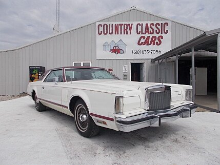 1977 Lincoln Mark V for sale 100756657