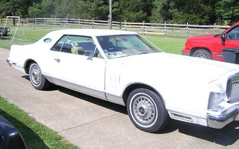 1977 Lincoln Mark V for sale 100772176