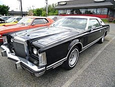1977 Lincoln Mark V for sale 100780532