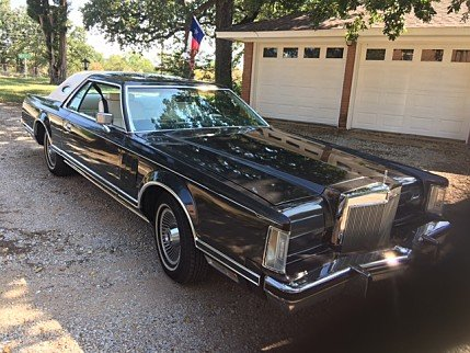 1977 Lincoln Mark V for sale 100905986