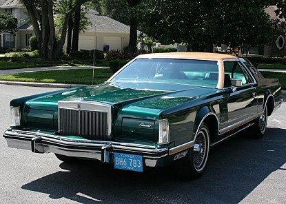 1977 Lincoln Mark V for sale 100908545