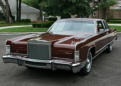 1977 Lincoln Other Lincoln Models for sale 100772497