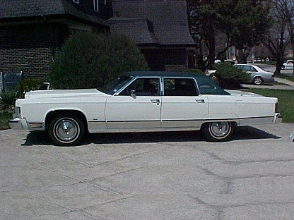 1977 Lincoln Other Lincoln Models for sale 100882709