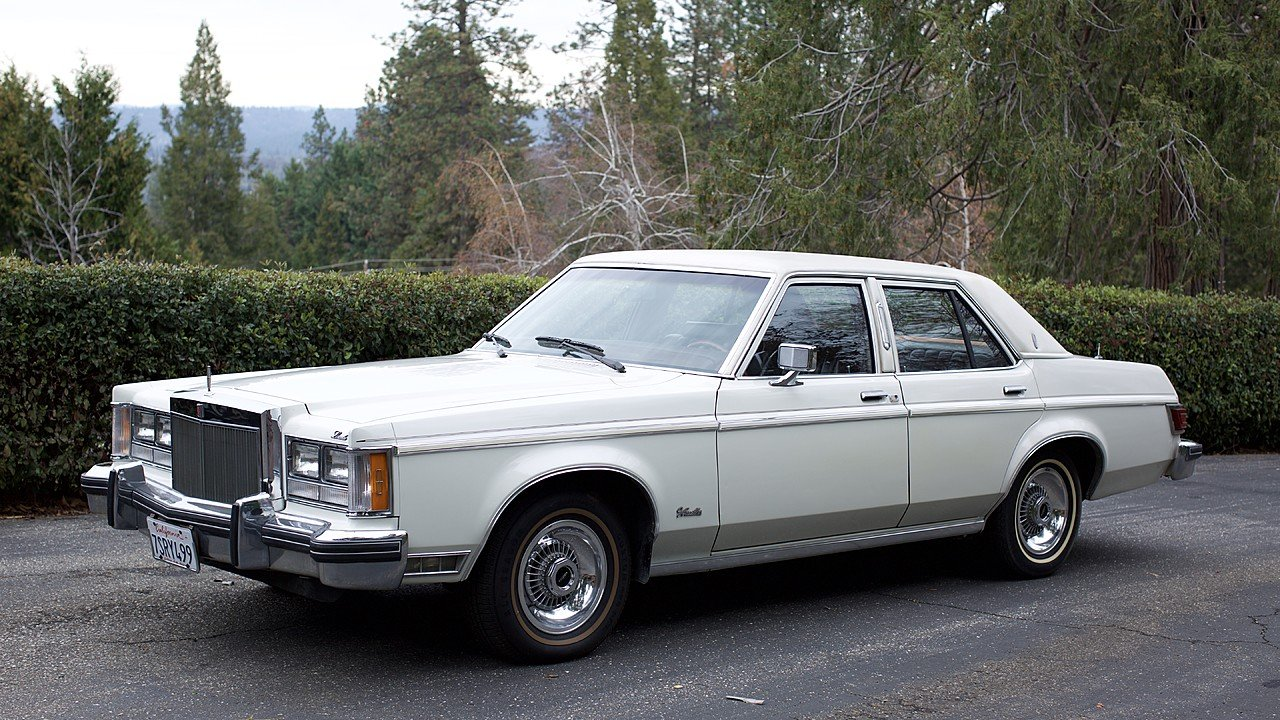 1977 Lincoln Versailles for sale 100944687