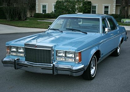 1977 Lincoln Versailles for sale 100925933