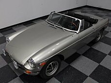 1977 MG MGB for sale 100763342
