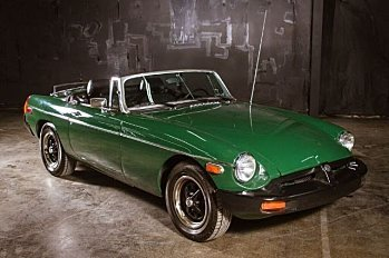 1977 MG MGB for sale 100755238