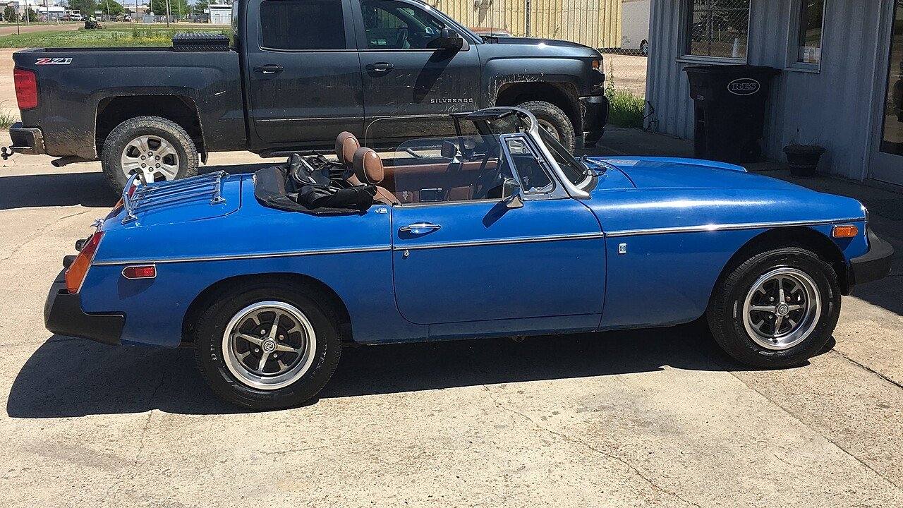 1977 MG MGB for sale 101005028