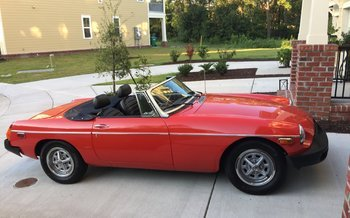 1977 MG MGB for sale 100877873