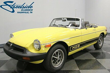 1977 MG MGB for sale 100930553
