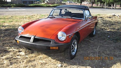 1977 MG MGB for sale 100974590