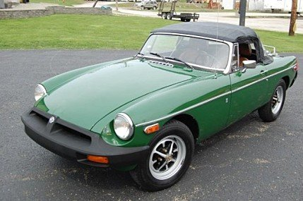1977 MG MGB for sale 100983475