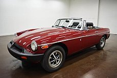 1977 MG MGB for sale 100986437