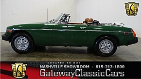 1977 MG MGB for sale 100996503