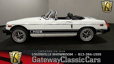 1977 MG MGB for sale 100997240