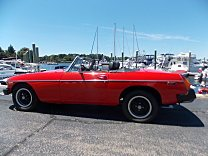 1977 MG MGB for sale 100999278