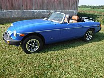 1977 MG MGB for sale 101001205
