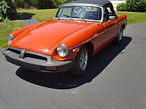 1977 MG MGB for sale 101002879