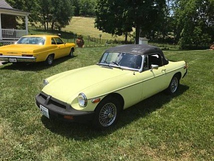 1977 MG MGB for sale 101005426