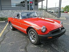 1977 MG MGB for sale 101033797