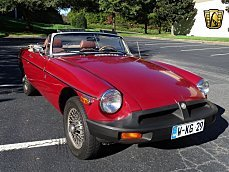 1977 MG MGB for sale 101051467