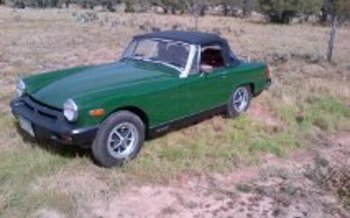 1977 MG Midget for sale 100735598