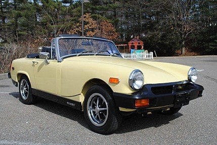 1977 MG Midget for sale 100750028