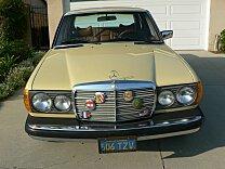 1977 Mercedes-Benz 300D for sale 100772287