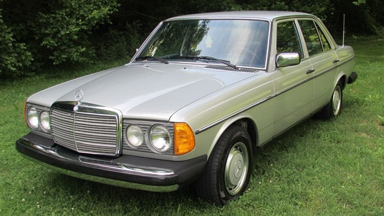 1977 mercedes benz 300d for sale near louis ville for Benz mercedes for sale