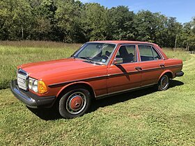 1977 Mercedes-Benz 300D for sale 101030792