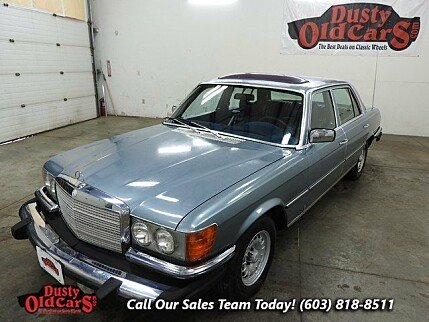 1977 Mercedes-Benz 450SEL for sale 100754001