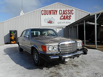 1977 Mercedes-Benz 450SEL for sale 100860786