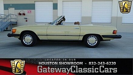 1977 Mercedes-Benz 450SL for sale 100739877