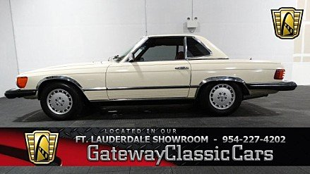 1977 Mercedes-Benz 450SL for sale 100752427