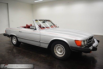 1977 Mercedes-Benz 450SL for sale 100755839