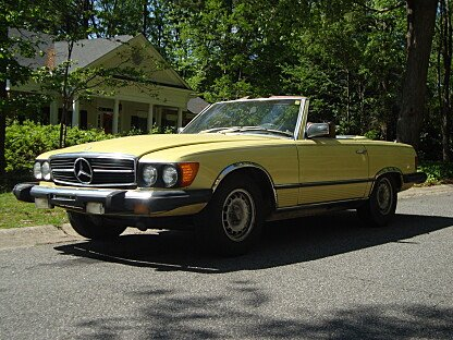 1977 Mercedes-Benz 450SL for sale 100759403