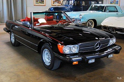 1977 Mercedes-Benz 450SL for sale 100767854