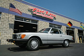 1977 Mercedes-Benz 450SL for sale 100770628