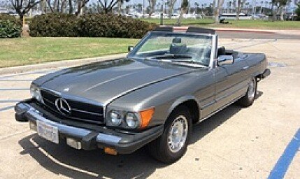 1977 Mercedes-Benz 450SL for sale 100779147