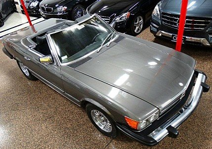 1977 Mercedes-Benz 450SL for sale 100779837