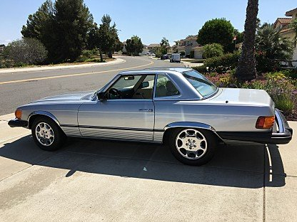 1977 Mercedes-Benz 450SL for sale 100781532