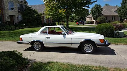 1977 Mercedes-Benz 450SL for sale 100795227