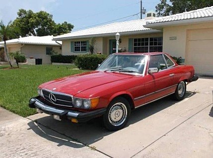 1977 Mercedes-Benz 450SL for sale 100804692